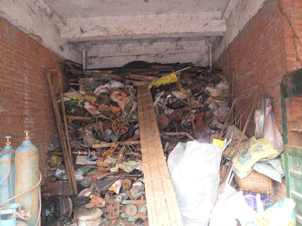 泸州市合江县自怀镇再生资源回收站